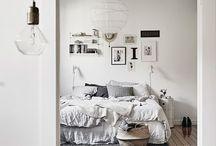 Simple Bedroom Design / Simple bedroom hideaway