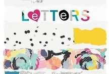 AGF Capsules: Letters ✽