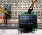 ESP Easy : comment ajouter un écran OLED SSD1306 / Affichage des mesures d'un BMP180 et DHT22 (température, humidité et baromètre) sur un écran OLED SSD1306 sans aucune programmation grâce au firmware ESP Easy