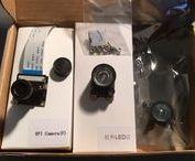 Test caméra NoIR 5MP pour Raspberry Pi 3 / Comparatif caméra NoIR 5MP OV5647 et NoIR officielle v2 pour Raspberry Pi 3.