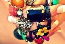 Adorn + Uncategorized / Jewelry inspiration, organization & DIY ideas... / by Doctored Designs