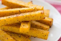 Eat + Chips / Veggie chips and fries / by Doctored Designs