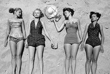 Cloth + Beach / Beachwear  / by Doctored Designs