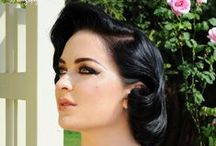 1950's hair inspirations
