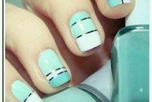 Pinup nails