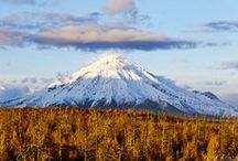 Kamchatka | Russian Far East / If the thought of scaling an active volcano, coming within metres of wild brown bears and swooping over pristine valleys and mountain ranges is your idea of adventure, then ditch the tourist roadmap and lose yourself in the isolated splendour of Kamchatka.