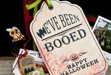 Halloween Crafts & Food