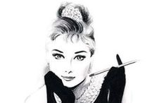 Audrey Hepburn / by Laura Brashich