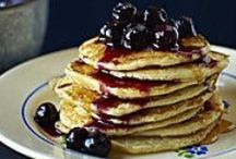 cook: pancakes & batters / by Quince&Pippin