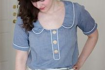 sew: dresses, tunics, tops / by Quince&Pippin