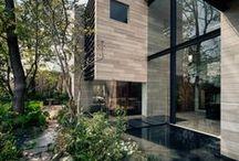 Designed houses