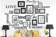 Home creativity  / Decor ideas for my home