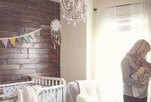 nursery | bohemian / baby nursery themed bohemian