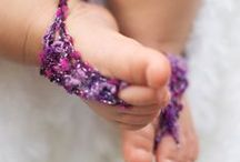 baby feet / all things adorable that go on a baby feet