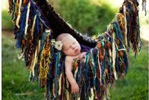 newborn / ways to photograph your newborn in the spirit of nature