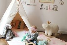 playroom / design a beautiful, clean, and relaxing environment for your kids