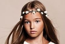 flower crowns / we are Flower Child Baby after all and there is nothing better than a baby or kid in a beautiful flower crown