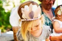 feather crown / feather crowns make the world go 'round and feather crowns on a baby or kid makes me smile really big