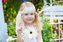 headband / we love head wear, head pieces, head bands, etc .... why not jazz up your baby in a special way