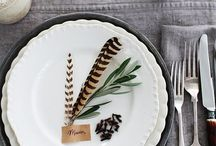 Styling   Pretty table settings / Modern table setting ideas