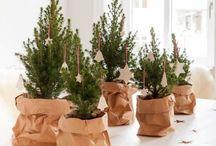 Events   Christmas / Christmas decoration, DIY ideas, table settings, ornaments, accessories,   #modern #scandinavian  Kerst decoratie, zelfmaken, ideeën, tafelschikking, ornamenten, accessoires