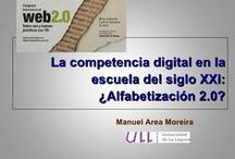 Competencia Digital/Digital Competence / Recursos sobre Competencia Digital. Digital Competence Resources