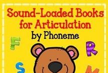 Articulation & Phonology - Activities and Suggestions / Activities, Tutorials and information for Articulation/Speech Sounds/Phonology