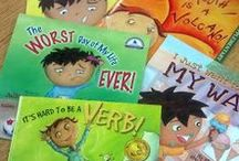 Language - Books / Great books to work on language, social skills and literacy
