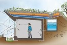 ECO FRIENDLY / Sustainable and green building ideas.