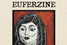 Euferzine Music / Euferzine is a singer songwriter from Appalachia.  Her music includes folk, bluegrass and acoustic blues.