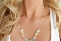 Statement Necklaces / Bold and beautiful statement necklaces