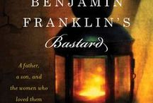 BENJAMIN FRANKLIN'S BASTARD by Sally Cabot / Franklin's women, world and ways