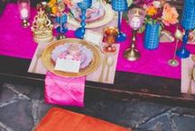 M O R O C C A N + T H E M E / Our passionate TLT Ambassadors are putting on the ultimate Moroccan feast for their Longest Table! Here you will find some inspiration to host your own Moroccan themed Longest Table!