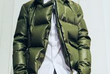 Men's down jacket / Men's clothing MARCHI: down jacket MARCHI from men's.