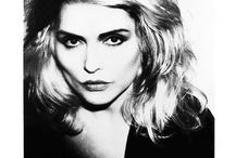 Deborah Harry & Blondie / Blondie scans from my website http://www.rip-her-to-shreds.com