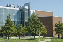 Campus Views / These photos show the beauty of our campus in Blue Ash.  / by UC Blue Ash