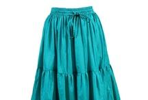 Formal Western Skirts