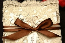 Dream Wedding Invitations  / by Caitlin Molloy