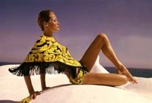 Fashion - Vintage - 1960s / The designer's of the sixties really raised the bar for creative concept's that actual worked as clothes.   Not one new designer collection doesn't own at least a partial debt to the 60s design revolution.  / by Deep Lounge Music
