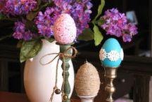 Spring-Easter Decor / by Karen Jantzen