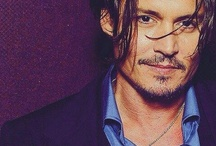 Johnny Depp / by Angela Chiccarello