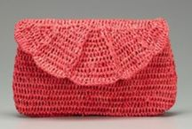 Crochet bags - Borse / by Rosi Bell