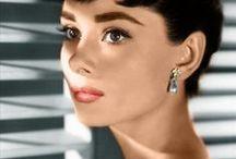 Audrey Hepburn / by Deep Lounge Music
