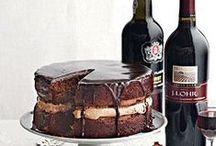 Recipes, Wine & Food Pairings