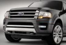 2015 Ford Expedition / A fresh new look and some EcoBoost under the hood are just the tip of the iceberg of changes for the always popular full size SUV from the Blue Oval! / by Raceway Ford
