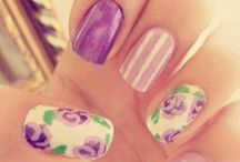 Nail Inspiration / Cute nail ideas - we would love to give you the look at our salon!