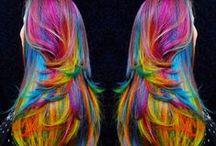 Hair do's / Very pretty...