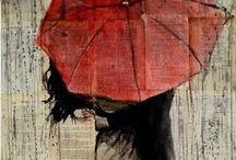 Grafická cukrovata / Plakáty, obrazy, graffiti, črty. Myšlenky v obrazech.