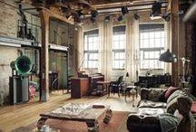 Warehouse Living