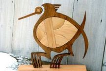 Our WOODEN CRAFTS...